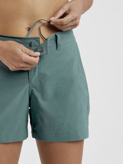 """Indestructible 2.0  Hiking Shorts- 4 1/2"""": Image 4"""