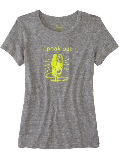 Power of 9 Tee - Speak Out: Image 1