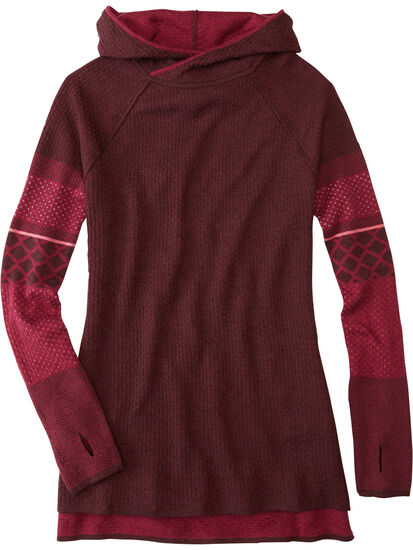 Mover-Maker Tunic Sweater: Image 1