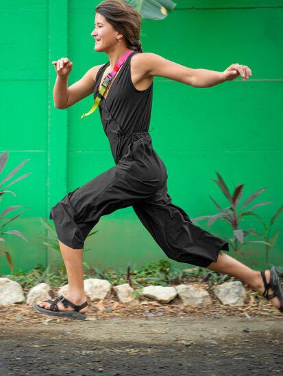 Round Trip Sleeveless Jumpsuit: Image 8