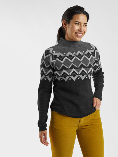 Barra Sweater - Fair Isle: Image 3