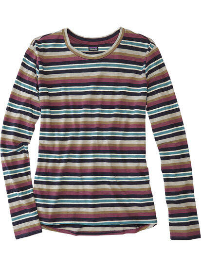 Equinox Long Sleeve Top: Image 1