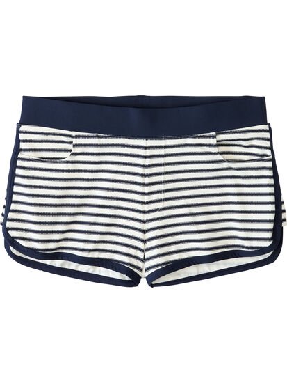 Leadbetter Swim Shorts - Dash Stripe: Image 1
