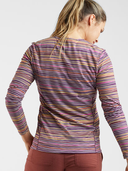 Henerala Long Sleeve Top - Aqueduct: Image 4
