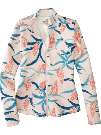 Duckdive Rash Guard Jacket: Image 1