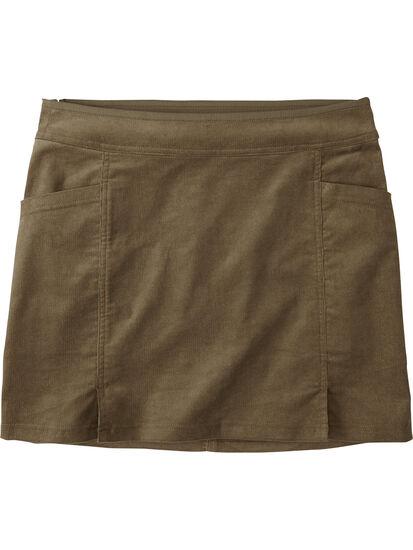 Detail Corduroy Skirt: Image 1