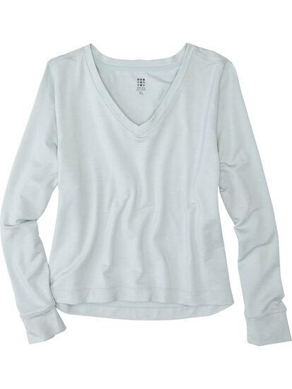 Manresa V Neck Pullover: Image 1