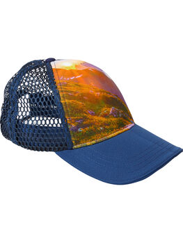 Runner Trucker Hat