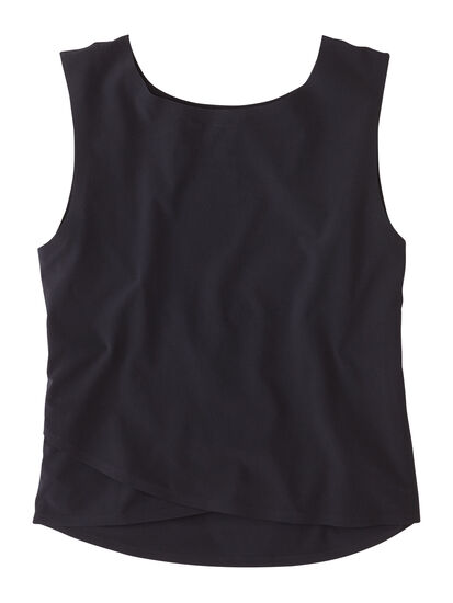 Round Trip Tank Top - Solid: Image 1
