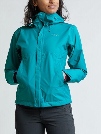 Deluge Eco Rain Jacket: Image 3
