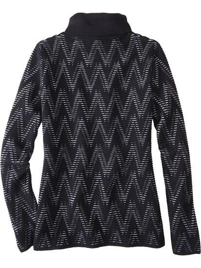 Striking Turtleneck Sweater: Image 2