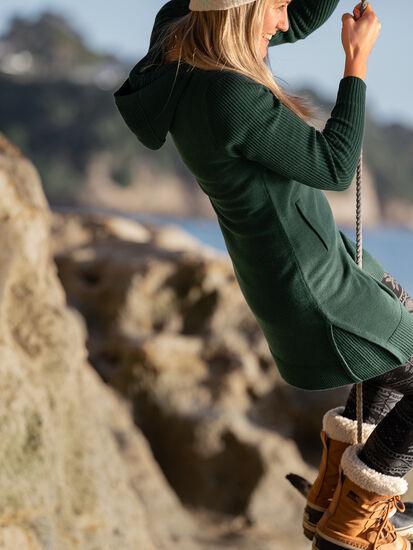 Impulse Hoodie Sweater Dress: Image 6