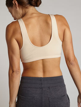 Lace Not-A-Bomber Bra For A And B Cups