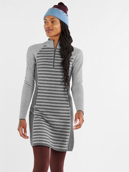 Super Power 1/4 Zip Dress - Colorblock, , original