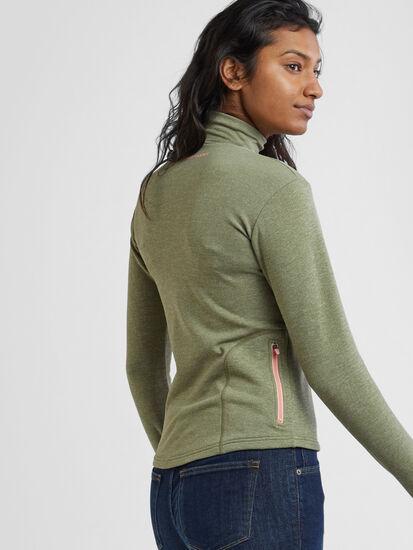 Training Day Half Zip Pullover: Image 3