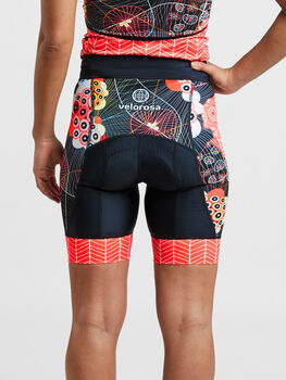 Ride Relentless Cycling Shorts - Zen Garden