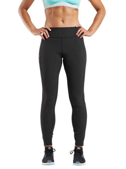 Vitality Softshell Tights: Image 1