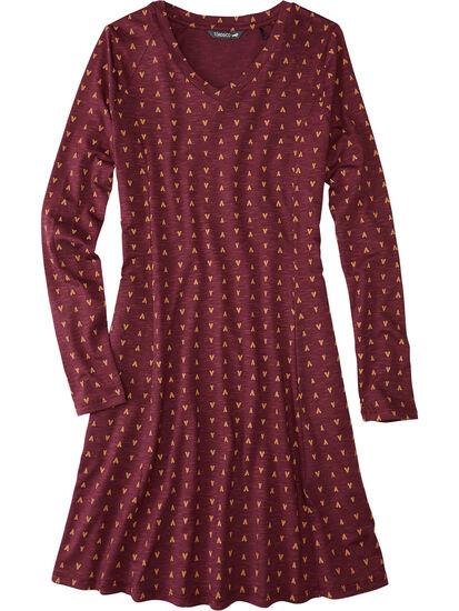 Road Tripper V-neck Dress: Image 1