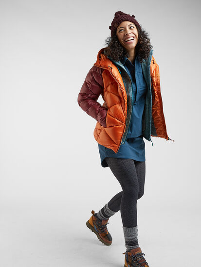 Ready to Fly Puffer Jacket: Image 3