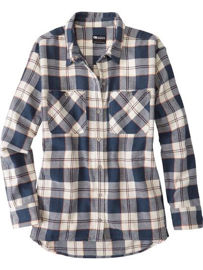 Tarth Flannel Shirt: Image 1
