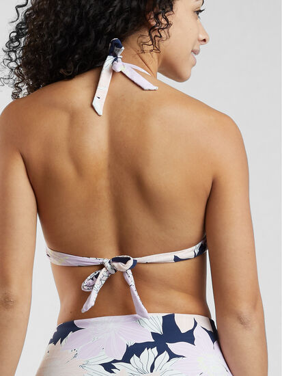 Tri Angle Reversible Halter Bikini Top - Bolinas, , original