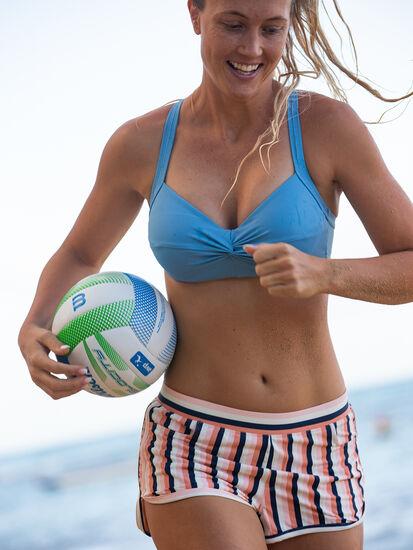 Pele Bikini Top - Solid: Model Image