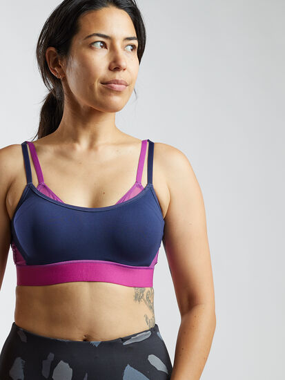 Answer Underwire Sports Bra: Image 3