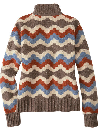 Woolma 1/4 Zip Sweater: Image 2