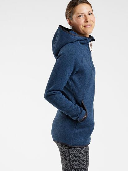 Headlong Full Zip Hoodie: Model Image