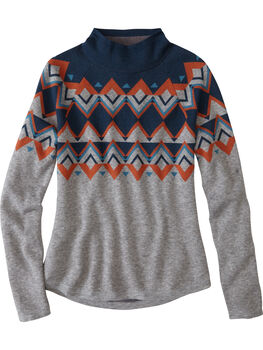 Barra Sweater - Fair Isle