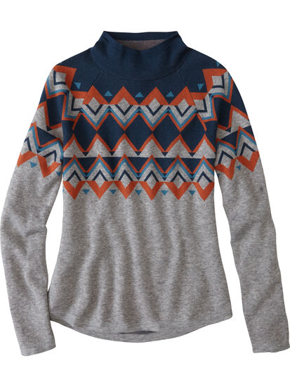 Barra Sweater - Fair Isle: Image 1