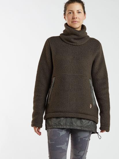 Headlong Sherpa Pullover: Model Image