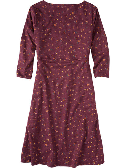 Amelia 3/4 Sleeve Dress: Image 2