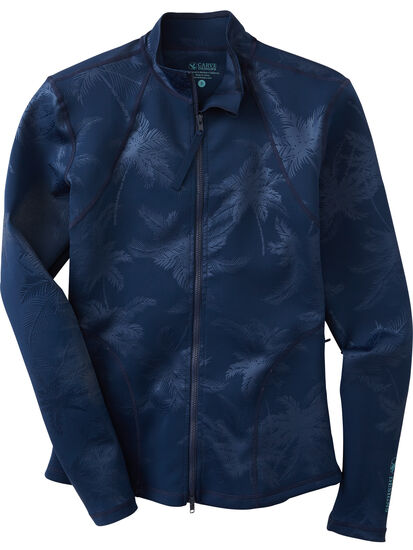Duckdive Rash Guard Jacket: Image 1
