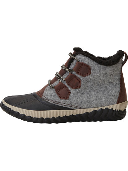 Urban Duck Boot - Grey: Image 3