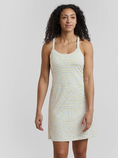 Yes Dress - Shattered Stripe: Image 3