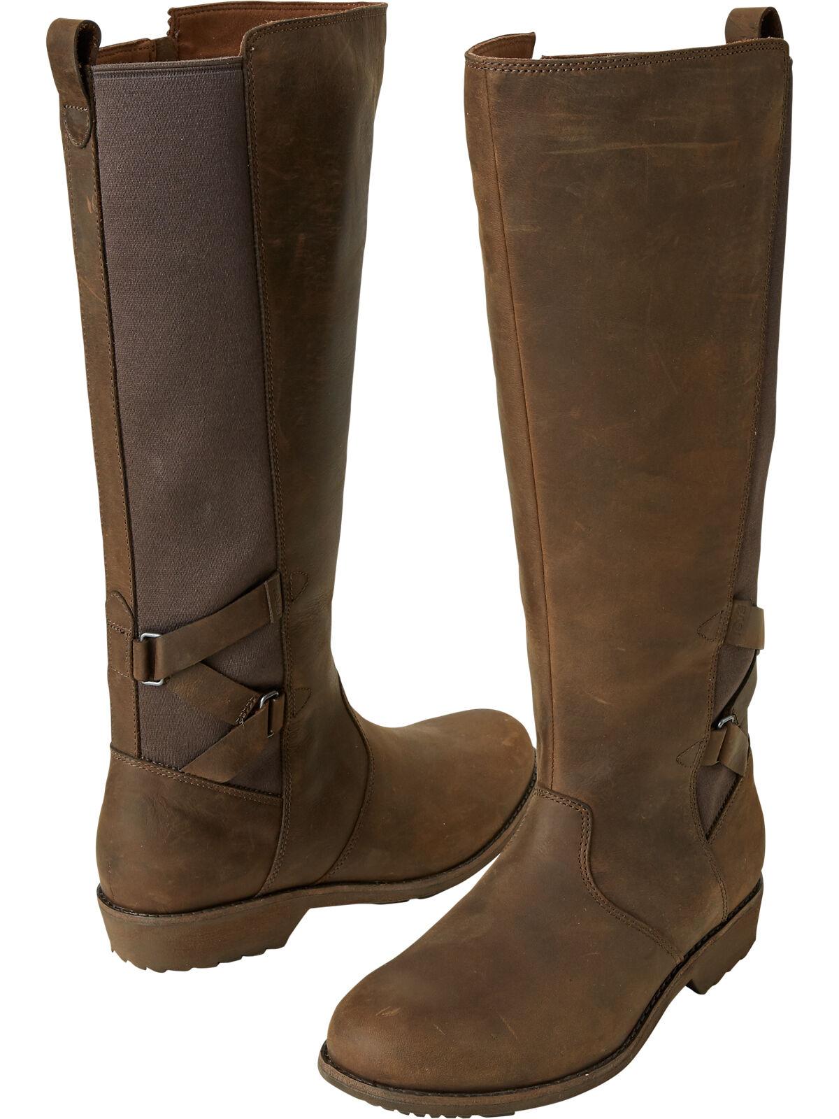 Teva Ellery Tall Boot Serious | Title Nine