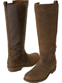 Serious Waterproof Boot Tall - Bison