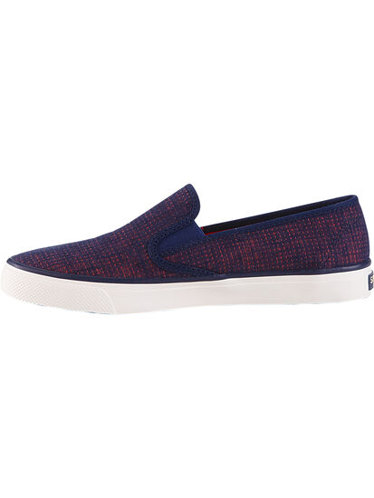 Pier Slip On Canvas Sneakers: Image 3