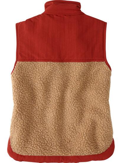 Mount Diablo Fleece Vest: Image 2