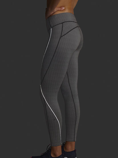 Herringbone Distance Run Tights: Image 5