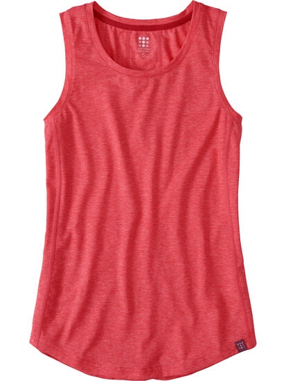 Vibe Tank Top - Solid: Image 1
