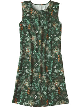 Winnow Dress - Botanical