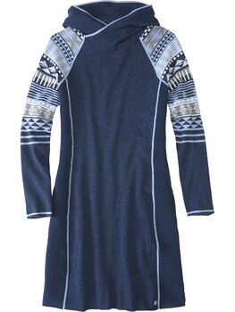 Mover Maker Hoodie Sweater Dress