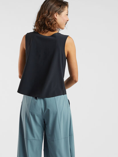 Round Trip Tank Top - Solid: Image 3