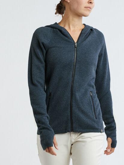 Super Power Full Zip Sweater
