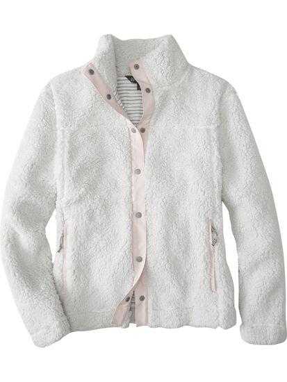 Callitrix Fleece Jacket: Image 1
