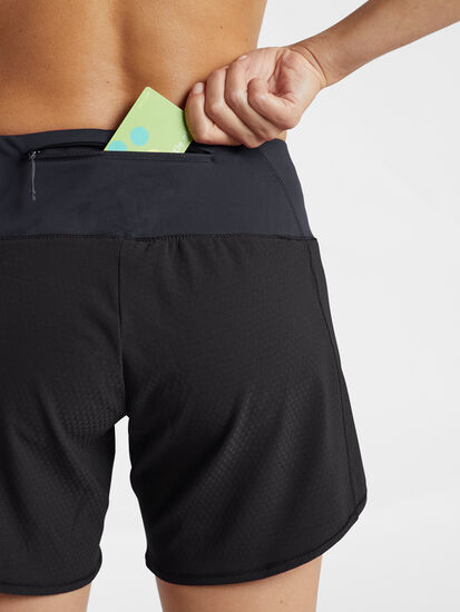 """Obsession Running Shorts - 6"""": Image 5"""