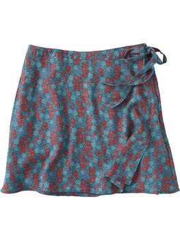 Hukilau Wrap Skirt