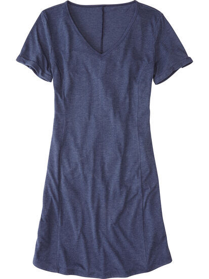 Interstate T Shirt Dress: Image 1